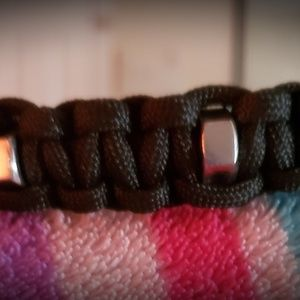 Jewelry - Handmade paracord survival bracelets
